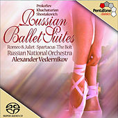 PROKOFIEV / KHACHATURIAN / SHOSTAKOVICH: Russian Ballet Suites by Russian National Orchestra