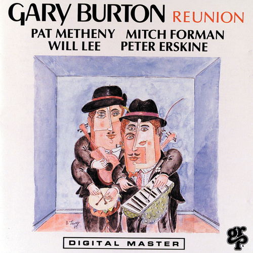 Reunion by Gary Burton