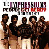 People Get Ready by The Impressions