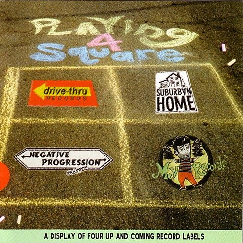 Playing 4 Square by Various Artists