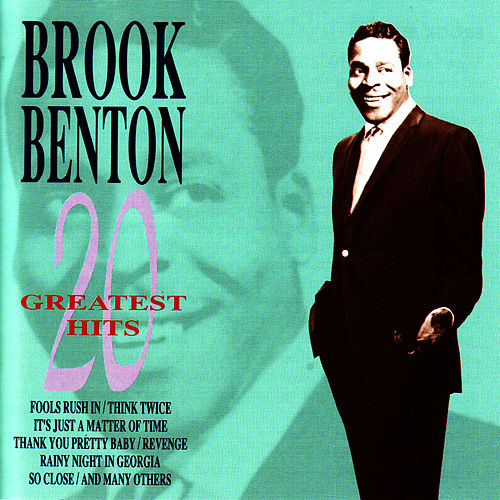 20 Greatest Hits by Brook Benton