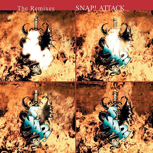 Attack - The Remixes Part 1 by Snap!