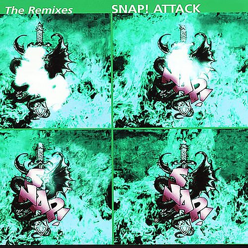 Attack - The Remixes Part 2 by Snap!