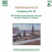Symphony No. 10 by Dmitri Shostakovich