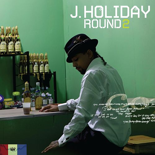 Round 2 by J. Holiday
