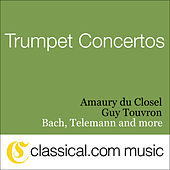 Johann Nepomuk Hummel, Trumpet Concerto In E Flat Major by Guy Touvron