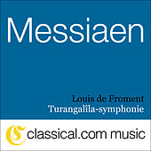 Olivier Messiaen, Turangalîla-Symphonie by Various Artists