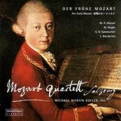 Der Frühe Mozart by Original Mozart Quartett Salzburg