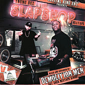 The Slapshop Mixtape by Various Artists