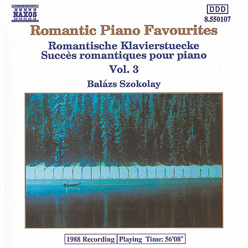 Romantic Piano Favourites Vol. 3 by Various Artists