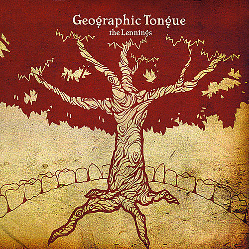 Geographic Tongue by The Lennings