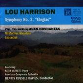 Alan Hovhaness - Lou Harrison: Mysterious Mountain by Keith Jarrett