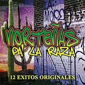Nortenas Pa' la Raza by Various Artists