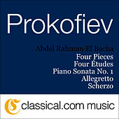 Sergey Prokofiev, Piano Sonata No. 1 In F Minor, Op. 1 by Abdel Rahman El Bacha