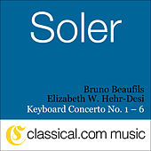 Antonio Soler, Keyboard Concerto No. 1 by Bruno Beaufils