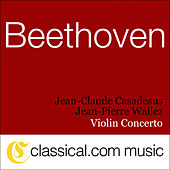 Ludwig van Beethoven, Violin Concerto In D, Op. 61 by Jean-Pierre Wallez