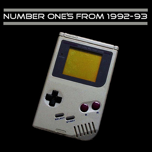 Number Ones from 1992-93 by Studio All Stars