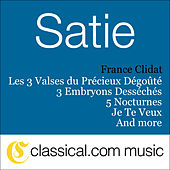 Erik Satie, 5 Nocturnes by France Clidat