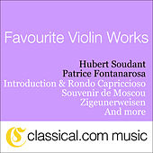 Camille Saint-Saens, Introduction And Rondo Capriccioso In A Minor, Op. 28 by Various Artists