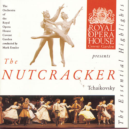 The Nutcracker by Pyotr Ilyich Tchaikovsky