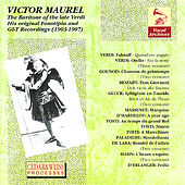 The Baritone of the Late Verdi by Victor Maurel