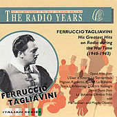 His Greatest Hits on Radio During the War Time by Ferruccio Tagliavini