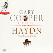 Haydn: Late Piano Works by Gary Cooper