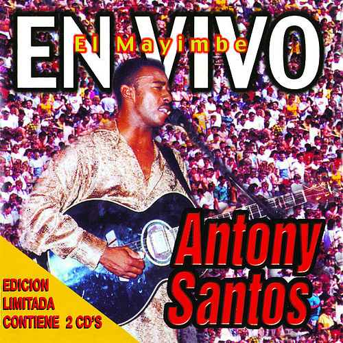 El Mayimbe En Vivo by Antony Santos