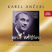 Ancerl Gold Edition 32 - Stravinsky: Les Noces, Cantata, Mass by Various Artists