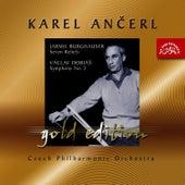 Burghauser: Seven Reliefs / Dobiáš: Symphony No. 2 by Czech Philharmonic Orchestra