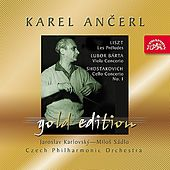 Ancerl Gold Edition 42  /Liszt, Barta, Shostakovich by Various Artists