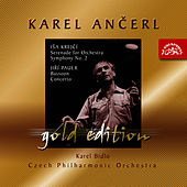 Krejci: Serenade for Orchestra, Symphony No. 2, Pauer: Bassoon Concerto by Czech Philharmonic Orchestra