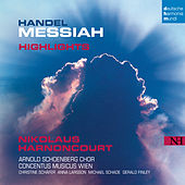 Händel: Messiah by Nikolaus Harnoncourt