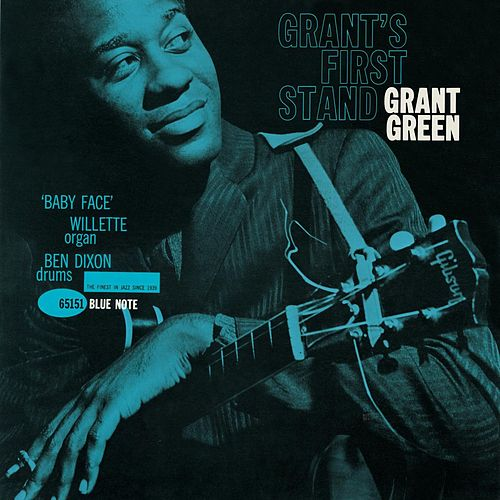 Grant's First Stand (Rudy Van Gelder Edition) by Grant Green