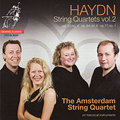 Haydn String Quartets Vol. 2 by The Amsterdam String Quartet