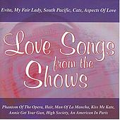 Love Songs From The Shows by Various Artists
