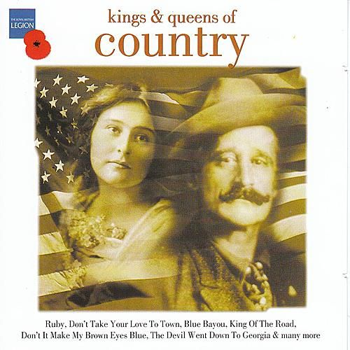 Kings & Queens Of Country by Various Artists