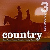Country boxset by Various Artists