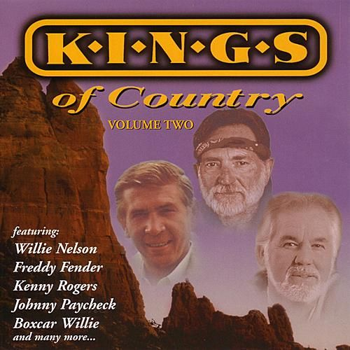 Kings Of Country Vol. 2 by Various Artists