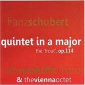 Schubert: Quintet in a Major by Walter Panhoffer