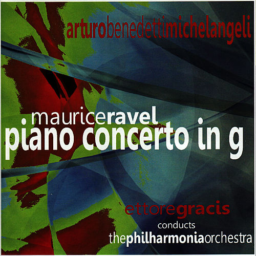 Ravel: Piano Concerto in G Minor by Philharmonia Orchestra