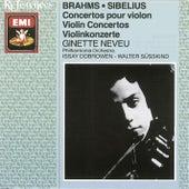 Brahms/Sibelius - Violin Concertos by Various Artists