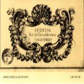 Sedecia, re di Gerusalemme von Cecilia Fusco