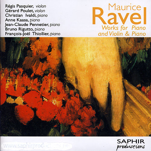 Works For Piano And Violin And Piano by Various Artists