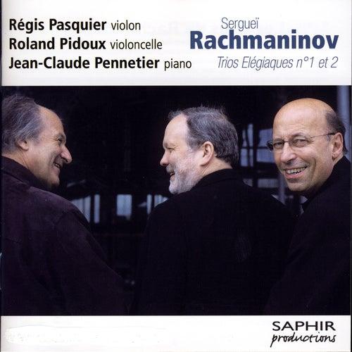 Trios Elégiaques n°1 et n°2 by Jean-Claude Pennetier
