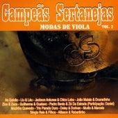 Campeãs Sertanejas: Modas De Viola Vol.2 by Various Artists