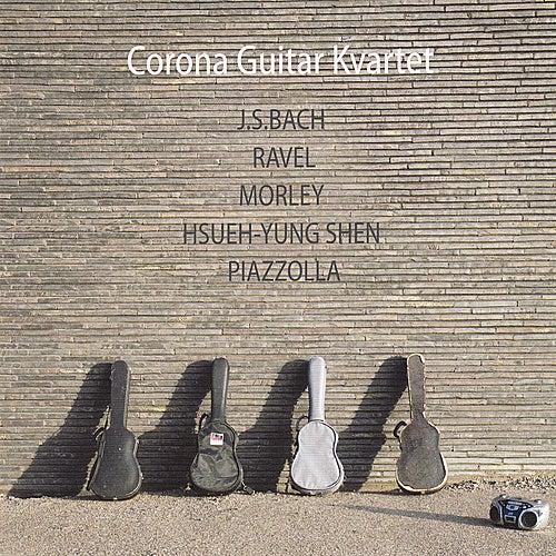 Corona Guitar Kvartet by Corona Guitar Kvartet