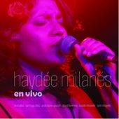 Haydee Milanes -en vivo- by Haydee Milanes