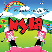 Imagine Me - Personalized Music for Kids: Nyla by Personalized Kid Music