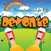 Imagine Me - Personalized Music for Kids: Devonte by Personalized Kid Music